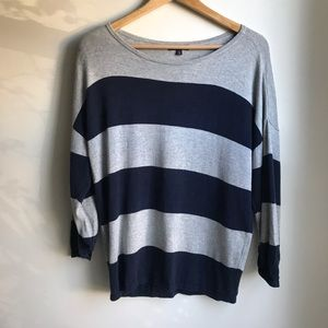 GAP Striped Sweater XS